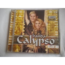 *cd - Banda Calypso Vol.8 - F0rró