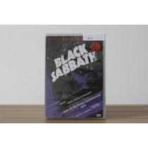 Dvd - Black Sabbath - Especial Shows (lacrado)
