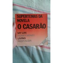 Compacto Trilha Sonora O Casarão (1976)