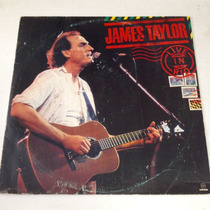 James Taylor Live In Rio - Vinil Folk Pop Cantor Joan Baez