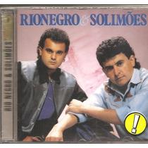 Cd Rionegro E Solimoes - Primeiro Vento (1991) 2º Disco