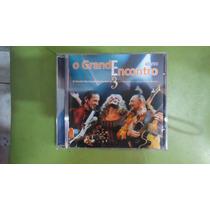 O Grande Encontro Vol. 3 Cd Coletanea Musica Brasil