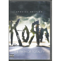 Dvd Korn The Path Of Totality Special Edition Duplo