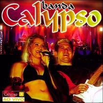 Cd Banda Calypso Cd Do Dvd Sao Paulo Original + Frete Gratis