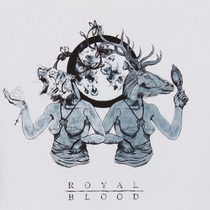 Cd Royal Blood Out Of The Black (single) {import} Lacrado