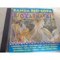 Cd Banda Rio Copa Carnaval Samba Marchinhas Enredo Cd