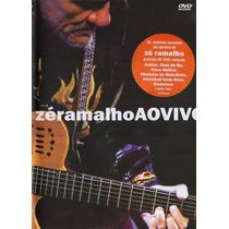 Dvd+cd Zé Ramalho - Ao Vivo
