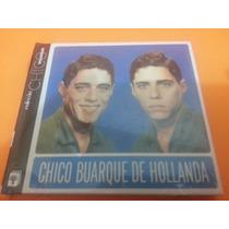 Cd - Chico Buarque - Vol. 4 Da Coleção Abril (lacrado)