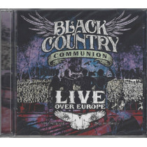 Black Country Communion - Live Over Europe - Bonamassa -