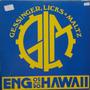 Engenheiros Do Hawaii - Gessinger, Licks & Maltz - 1992(lp)