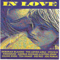Cd - In Love - Deborah Blando / New Kids On The Block