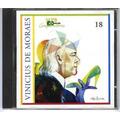 Cd Vinicius De Moraes Mpb Compositores 18