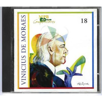 Cd Vinicius De Moraes Mpb Compositores 18