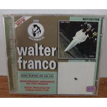 Cd Walter Franco Revolver & Ou Não Gavin Musica Concreta