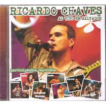 Cd Ricardo Chaves Ao Vivo Salvador- Saulo Fernandes, Tomate