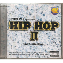 Jovem Pan 2 - Hip Hop I I - The Collection - Cd Novo Lacrado