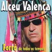 Alceu Valença ¿ Forró De Todos Os Tempos (cd Novo E Lacrado)