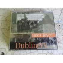 Dubliners-james Joyce Read By Gerard Mc Cd Triplo Importado