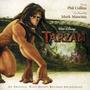 Cd Lacrado Disney Tarzan Original Soundtrack By Phil Collins