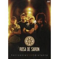 Dvd - Rosa De Saron - Horizonte Vivo Distante - Lacrado