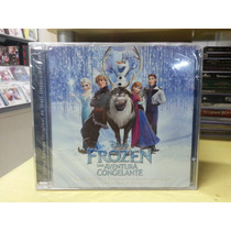 Frozen - Uma Aventura Congelante (cd Trilha Sonora)