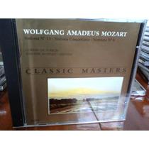 Mozart Sinfonia Concertante/serenata Nº 6classic Masters