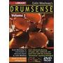 Dvd - Colin Woolway - Vídeo-aula Bateria - Drumsense Vol. 2