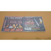 Cd Calcinha Preta Vol.6 Lacrado Frete Gratis