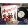 Magazine Compacto Vinil Sou Boy Heavy Punk Kid Vinyl
