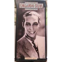 Orlando Silva Gravações Originais 1935/42 Box 3 Cds Livreto