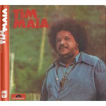 Cd Tim Maia 1973 Original Novo Abril Coleções