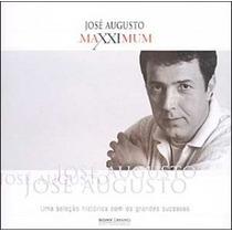 Cd José Augusto - Maxximum