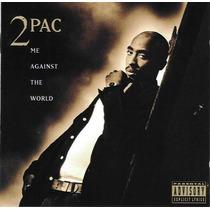 2pac Me Against The World Cd Importado Gangsta Rap Hip Hop