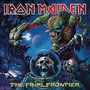 Cd Iron Maiden - The Final Frontier ( Estado De Novo )