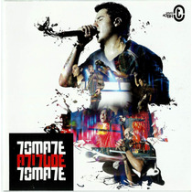Cd Tomate Atitude (novo Original) Part. Ivete Sangalo