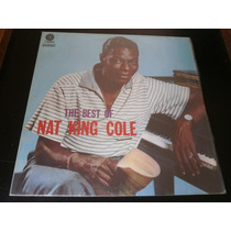 Lp The Best Of Nat King Cole, Disco Vinil, Ano 1971