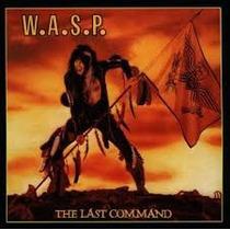 Wasp The Last Command + Bonus Tracks Cd Novo E Lacrado