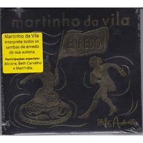 Martinho Da Vila - Cd Enredo - Lacrado