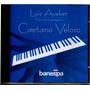 Cd- Luiz Avelar Piano Em Homenagem A Caetano Veloso- Frgra