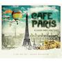 Box 3 Cds Café Paris (2011) - Novo Lacrado Original