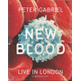 Blu-ray Peter Gabriel (genesis), New Blood Live London #novo