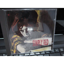 Simply Red, Cd Picture Book, Warner-1985 Importado