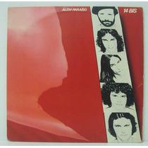 Lp 14 Bis - Além Paraíso - Emi - 1982 (com Encarte)