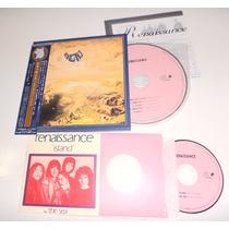 Renaissance - First Album Duplo - Mini Lp Cd Japão Original