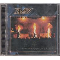 Cd Edguy - Burning Down Live Opera ( Duplo ) Afm 2003