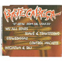 Cd Bate Cabeça Vol 1 - Cypress Hill - Iniciativa & Snj -