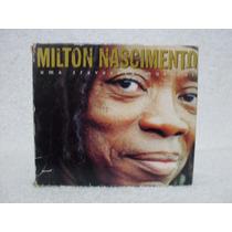 Box Com 05 Cds Milton Nascimento- Uma Travessia Musical