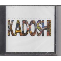 Cd Banda Kadoshi / Os Grandes Sucessos - Novo Lacrado Raro