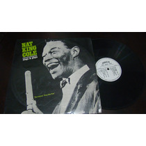 Lp Nat King Cole - Sing E Plays .