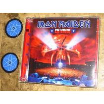 Cd Duplo Iron Maiden - En Vivo (2012) C/ Bruce Dickinson